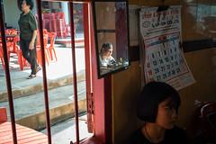 * (Sakulchai Sikitikul) Tags: street snap streetphotography summicron 35mm songkhla sony reflection mirror thailand hatyai leica