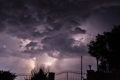 Orage #5 (Arnaud_S) Tags: orage thunder storm clouds nuages éclairs bolt sky ciel meteo weather france