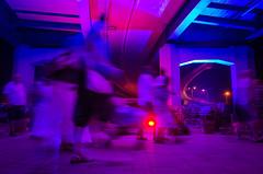 Midnight (formwandlah) Tags: gartenschau kaiserslautern lichtershow sommernacht illumination beleuchtung nacht night langzeitbelichtung long exposure ricoh gr pentax lichterkette motion blur bewegungsunschärfe streetphotography midnight