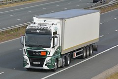 Y20 HEG (panmanstan) Tags: man tgx wagon truck lorry commercial freight transport haulage vehicle a1m fairburn yorkshire