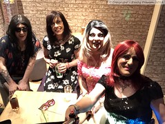 June 2018 - Leeds (Girly Emily) Tags: crossdresser cd tv tvchix tranny trans transvestite transsexual tgirl tgirls convincing feminine girly cute pretty sexy transgender boytogirl mtf maletofemale xdresser gurl glasses dress leeds nightout thebridge bridgeinn bridge