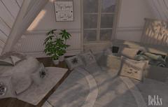 Essence - Pouf Dream (❇ Bekks ❇) Tags: attic loft ™creations tmcreation