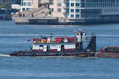 "Coeymans Marine Towing ""HR Pike"" (jbp274) Tags: newyorkcity river water hudsonriver boat newyork manhattan tugboat barge"