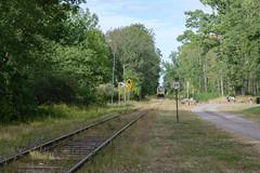 X31 of Västtåg at Trolmen (KOKONIS) Tags: rural nikon d600 scandinavia skandinavia europe europa sweden sverige västragötaland kinnekullebanan railway järnväg tåg train dmu