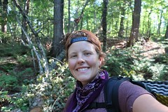 Anna Krueger (North Country Trail) Tags: hike50nct hike100nct ntsa50 findyourway northcountrytrail nct findyourtrail findyourpark getoutside greatnorthcollective exploremore discover blueblazes upnorth greatoutdoors adventuremore hiking hikemoreworryless outdoors nature womenwhohike backpacking camping upperpeninsula michigan puremichigan solitude empowered volunteers grateful