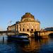 Die Museumsinsel. Mit dem Bode-Museum