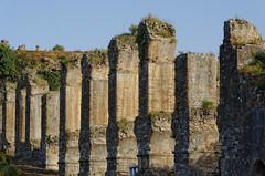 Roman Aqueduct (roksoslav) Tags: aspendos antalyaprovince turkey 2018 nikon d7000 sigma18125mmf3556dc aqueduct