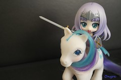 Tallyho! (onyredelapluie) Tags: nendoroid annelotte queens blade rebellion mlp little pony gingerbread toy toyphotography