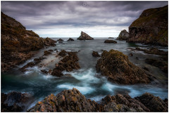 Tidal Change (Augmented Reality Images (Getty Contributor)) Tags: nisifilters benro canon cliffs clouds coastline horizon landscape longexposure morayshire portknockie rocks scotland seascape water waves