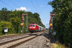 DB 120 132 - Goldshöfe (Pau Sommerfeld Acebrón) Tags: