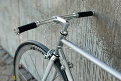 Build01 – Vitus Seven Dural _DEF2836 (jesuspark) Tags: bike bicycle build vitus seven dural campagnolo record syncro vento brooks cambium nitto gipiemme