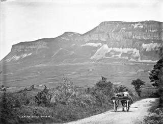 Sidecar in Glencar