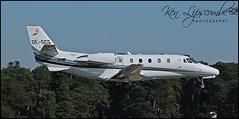 OE-GCG Cessna 560XL Citation Excel c/n 560-5316Goldeck-Flug (EGLF-Farnborough) 15/07/2018 (Ken Lipscombe <> Photography) Tags: oegcg cessna 560xl citation excel cn 5605316 goldeckflug eglffarnborough 15072018 farnboroughairporticaoeglfbizjetsaviationflyingtag