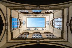 Sienne cour intérieure III (françoispeyne) Tags: florence sienne toscane architecture courinterieure envoyage siena toscana italie it