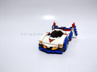 Lego moc - Asurada GSX