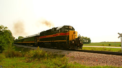 IAIS703-7 (joerussell2) Tags: trains steam locomotive iowa interstate iais