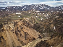 Landmannalaugar mountains (deceptiv3) Tags: landmannalaugar hiking landscapephotography snow mountains iceland