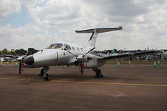 Embraer Xingu (Pentakrom) Tags: riat fairford 2018 embraer xingu french navy