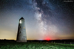 The Ducket - Milky Way, Waren Mill, Northumberland (Gary Woodburn) Tags: ducket northumberland night sky stars starry milky way galaxy canon 6d samyang 24mm