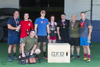 Georgia Police and Fire Games, CrossFit competition.