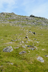 Field Boundary, Rough Tor (RoyReed) Tags: roughtor stone england unitedkingdom gb