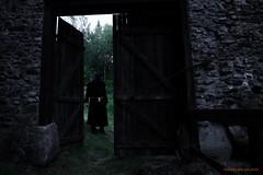 The monk (MIKAEL82KARLSSON) Tags: munkar monk praying old be lights pentax k70 mikael82karlsson dräkt suit sverige sweden dalarna fun werd