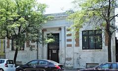 Former Simon Baruch Public Bath (Brule Laker) Tags: chicago illinois pilsen caf chicagoarchitecturefoundation walkpilsen baths bathouses