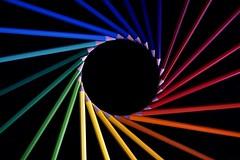 Espiral colorista (Osruha) Tags: espiral spiral colores colors lápices llapis composición composició composition nikon nikonistas d750 bucle loop