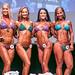 Open Bikini Tall 4th Michelle Frerichs 2nd Angelina Nickel 1st Jessica Rogers 3rd Jennifer Herbert