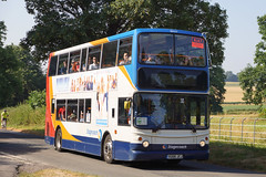 Cheltenham & Gloucester - VU06 JCJ (peco59) Tags: vu06jcj 18437 alexanderdennis trident alx400 cheltenhamgloucester stagecoach stagecoachwest psv pcv adl