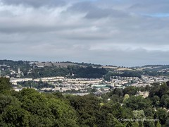 Bath viewpoint from Prior Park 2018 08 02 #2 (Gareth Lovering Photography 5,000,061) Tags: bath prior park nationaltrust gardens palladian bridge serpentine lakes viewpoint england olympus penf 14150mm 918mm garethloveringphotography