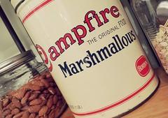 Vintage Tin Storage (MDawny72) Tags: vintage tins storage unique old inmykitchen marshmallows