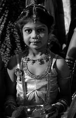 The sweet poser (magiceye) Tags: street streetphoto streetportrait koli holi child vesave versova mumbai india festival monochrome blackandwhite bnw