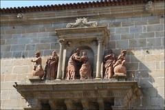 Catedral (Braga, Portugal, 25-9-2014) (Juanje Orío) Tags: 2014 braga distritodebraga portugal catedral cathedral escultura sculpture patrimonioedificadodeportugal