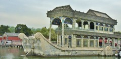 The Marble Boat - Summer Palace (stevelamb007) Tags: china beijing summerpalace marbleboat stevelamb nikon d7200