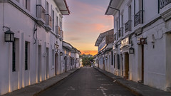 Streets of Popayán-Colombia (antoinebarthelemyphoto) Tags: caucadepartment colombia colombie popayan popayán southamerica sudamerica sunrise architecturephotography fineartphotography religioussite streetphotography sunset tourism travel traveldestination