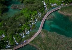 Plitvice - Langzeitaufnahme mit Big Stopper (AnBind) Tags: kroatien ereignisse ausland 2018 süden orte urlaub jezerce ličkosenjskažupanija hr