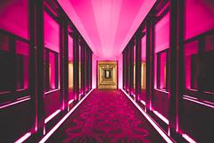 Big cities, pink hotels (clogz) Tags: berlin pink hotel