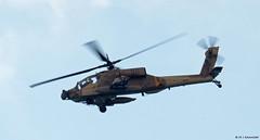 Chel Ha'avir Boeing AH-64D Apache/Saraf '837' overflying Israeli coastline (Mosh70) Tags: israel israelairforce chelhaavir sikorskyuh60blackhawk boeingah64dapache boeingah64dsaraf
