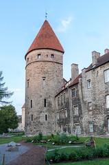 Living near Tower - Tallinn (BlueVoter - thanks for 2.1M views) Tags: tallinn estonia eesti tower medieval wall