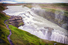 Not just another drop in the ocean (tagois) Tags: gullfoss goldencircle iceland ísland