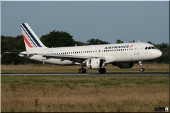 Airbus A320-214, Air France, F-GKXE (OlivierBo35) Tags: spotting spotter nantes nte lfrs airbus a320 airfrance