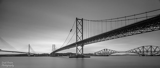 3 bridges Long exposure