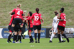 Lewes FC Women 5 Charlton Ath Women 0 Conti Cup 19 08 2018-858.jpg (jamesboyes) Tags: lewes charltonathletic women ladies football soccer goal score celebrate fawsl fawc fa sussex london sport canon continentalcup conticup