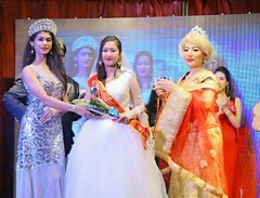 Manju Thapa from Siliguri won the Title Miss Teen Republic of India -2018 (missrepublicofindia) Tags: miss teen republic india 2018 manju thapa aman gandhi film productions private limited beauty n talent pageant fashion model celebrity from siliguri won title