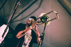 Corey Henry- Satchmo Summerfest 2018