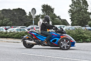 BRP Can-Am Spyder RS S (7605)