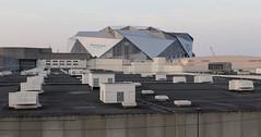 Mercedes-Benz Stadium (N.the.Kudzu) Tags: urban city atlanta georgia rooftops mercedesbenzstadium canondslr canoneflens lightroom