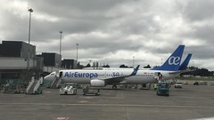 Air Europe - Boeing 737 - 800 - Shannon Airport - Ireland. (firehouse.ie) Tags: boeing737 boeing ireland shannon aviation aircrafts aireuropa jets jet airline aircraft airports flugfeld flughafen airfield aeropuerto aeroport airport snn