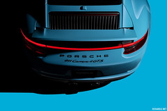 Porsche Carrera 4 GTS Miami Blue (Richard.Le) Tags: porsche carrera 4 gts miami blue richard le automotive photography commercial studio german motor engineering profoto b1x sony a7rii lighting westcott ice light 2 hashtag hash tag explore follow animation graphic art photoshop flickr car sky windshield